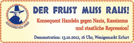 Frust-Banner
